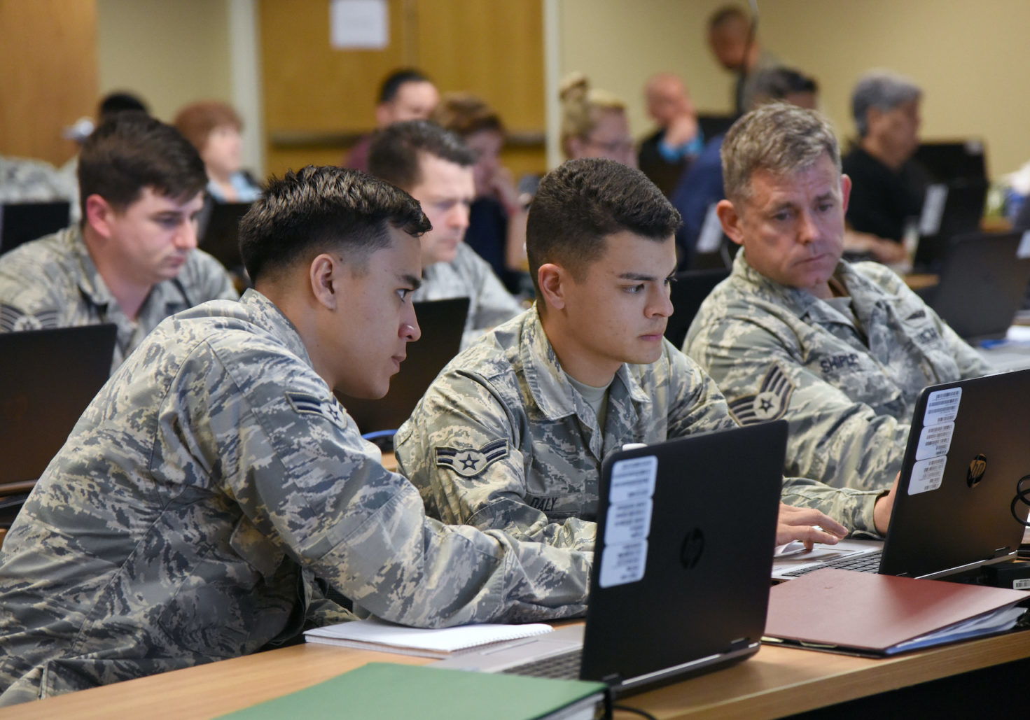 690th COG hosts cyber course at Keesler